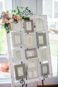 seating chart tableau de marriage frames flowers destination weddings