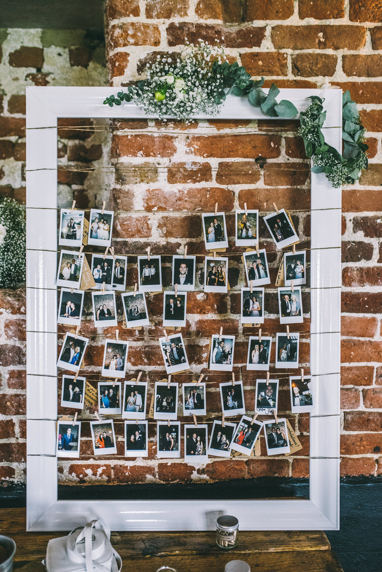 Polaroid Wedding Guest Book.Creative Wedding Guest Book Ideas Ebc Events