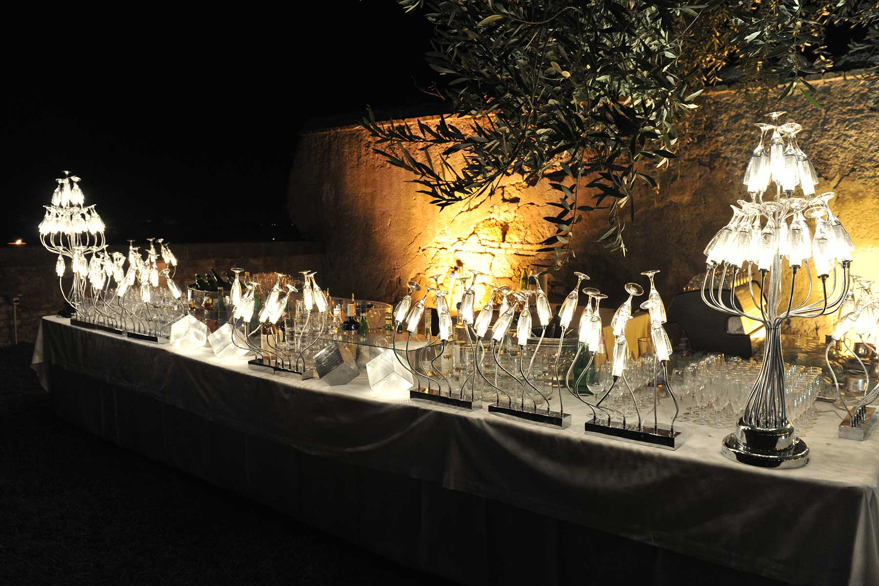 EBCEvents - luxury wedding planning, exclusive events and ceremony, magical locations