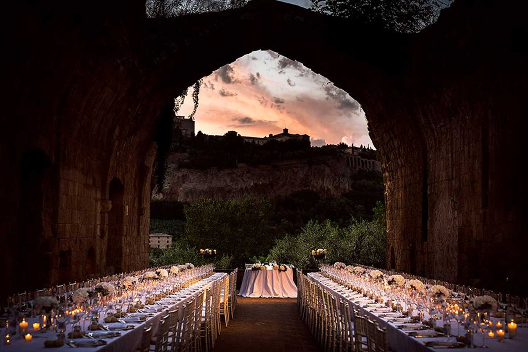 la badia, exclusive location for wedding and events