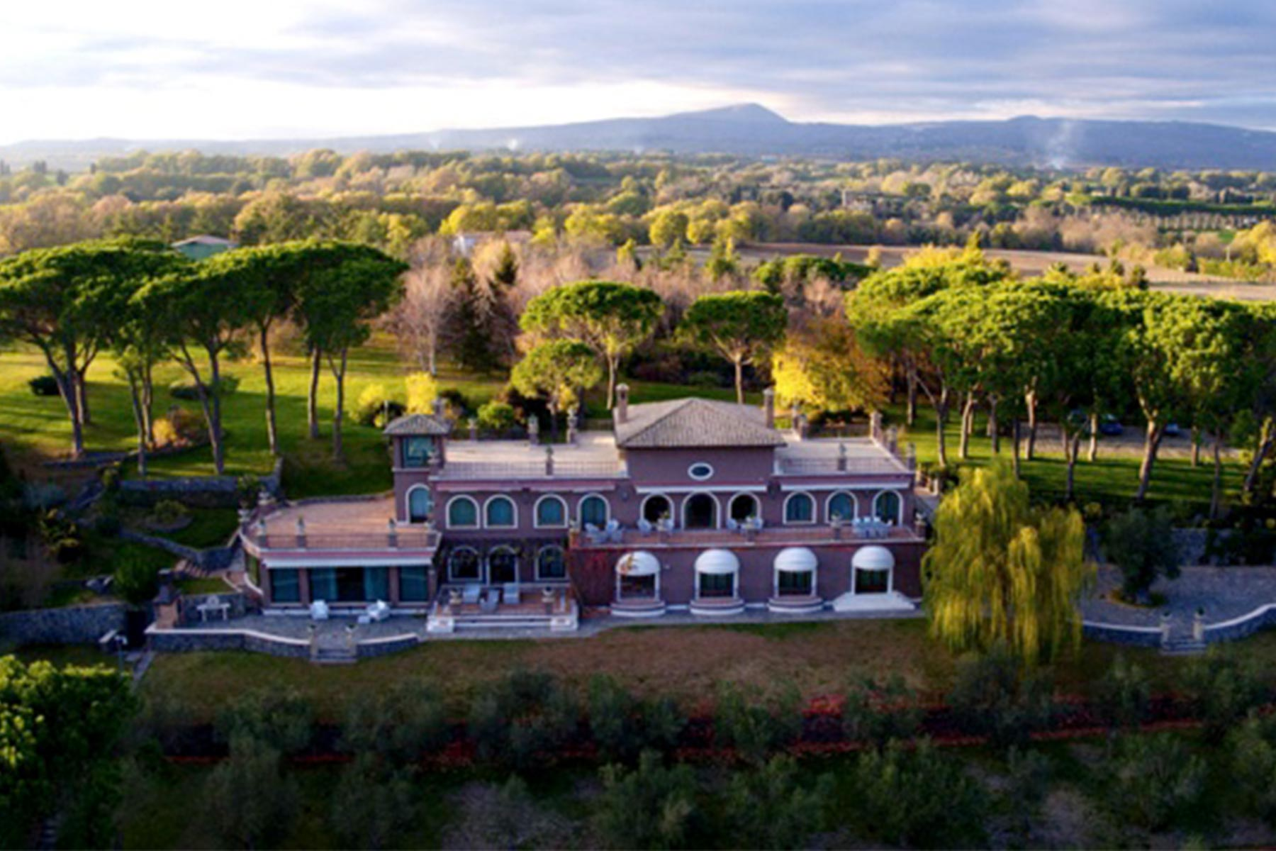 villa elda, exclusive location for wedding and events