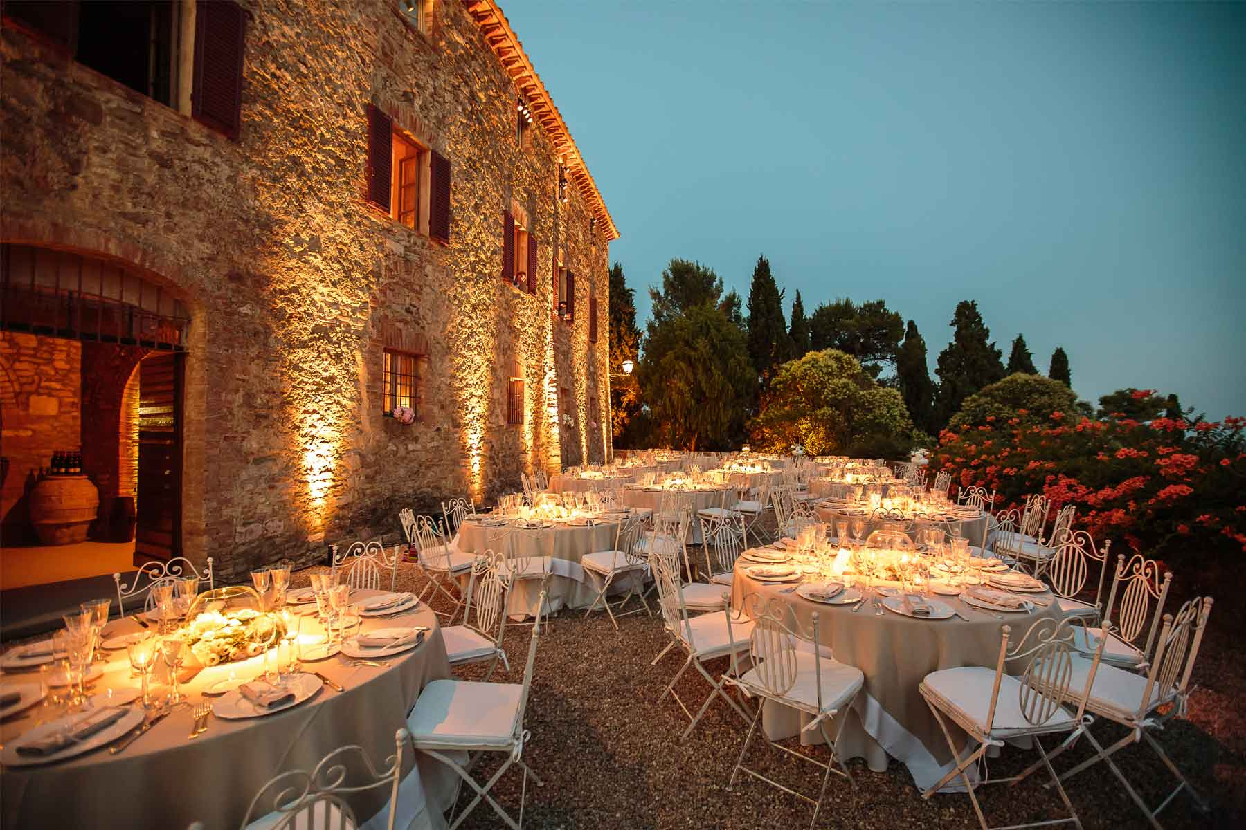 borgo della toscella, exclusive location for wedding and events